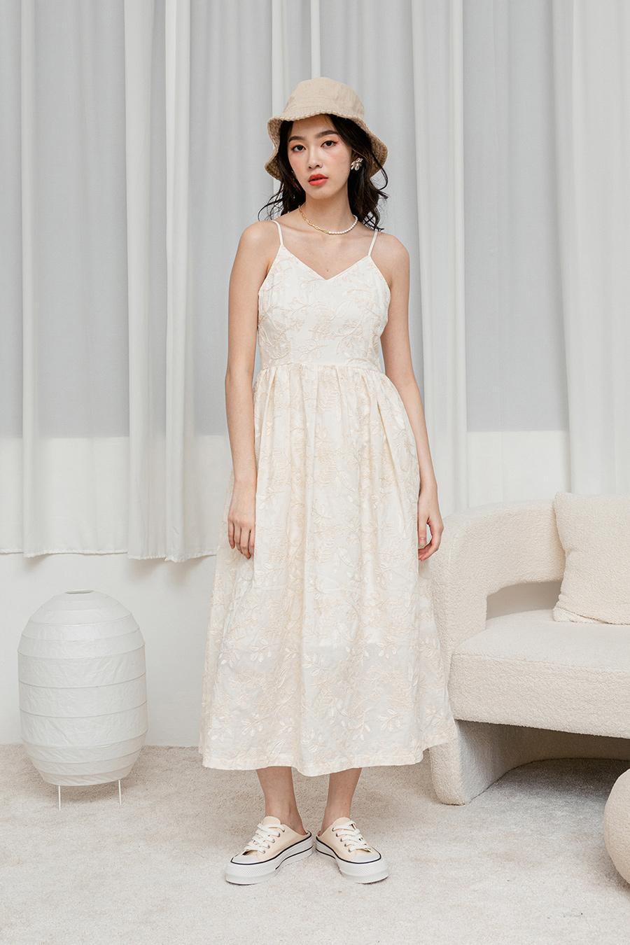 AUBREY DRESS - NATURE WANDERER [BY MODPARADE]