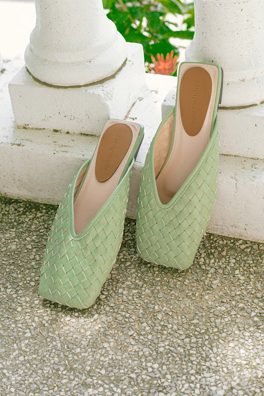 *SALE* BORJE SHOES - SMITH GREEN