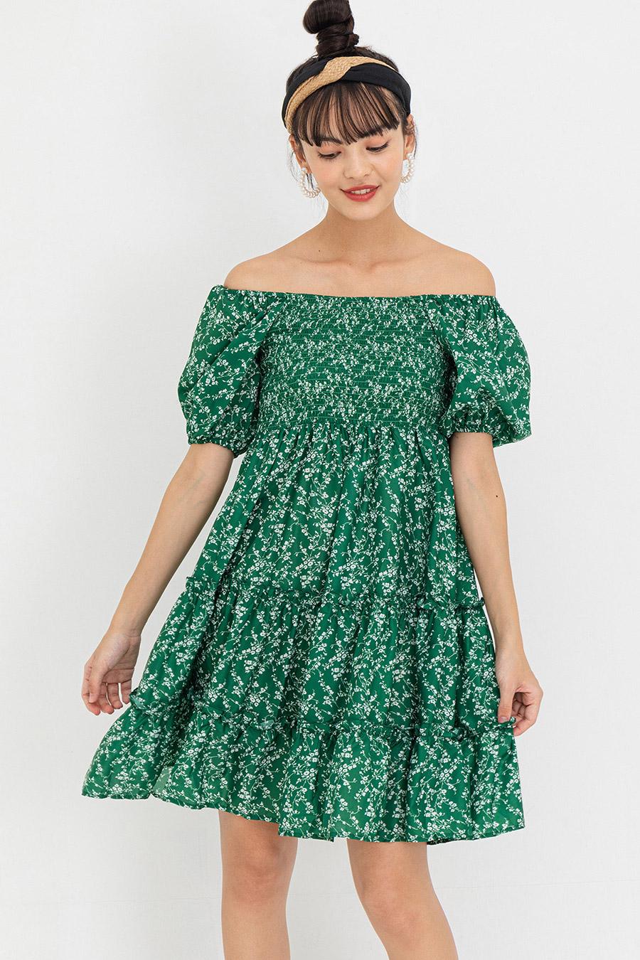 CESAR DRESS - BONSAI FLEUR