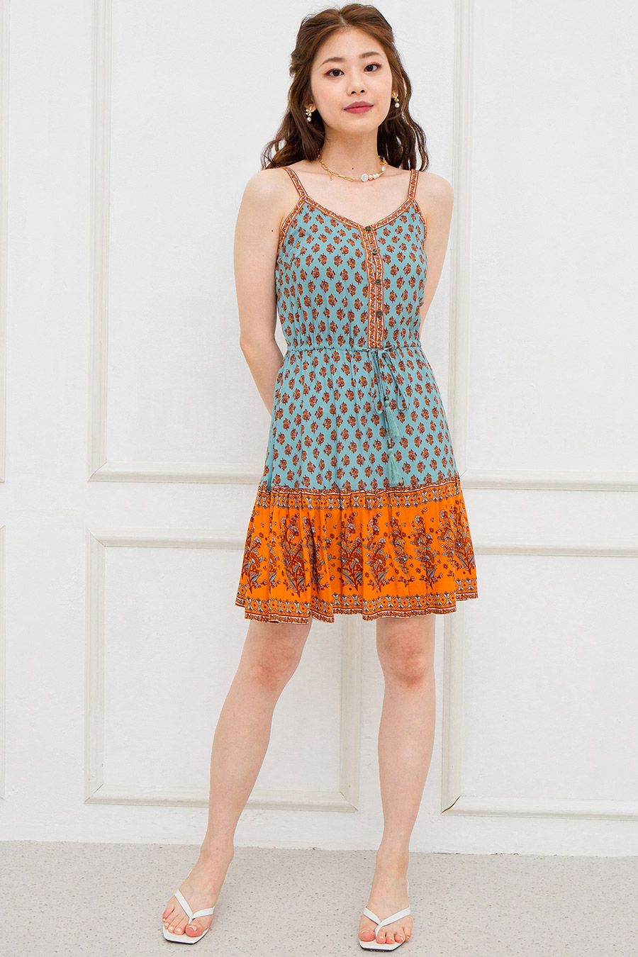 ESME DRESS - BAHAMAS