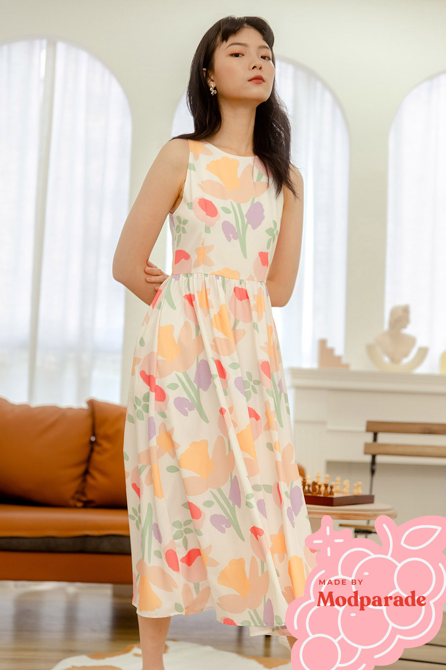 EVA DRESS - LIBERTY