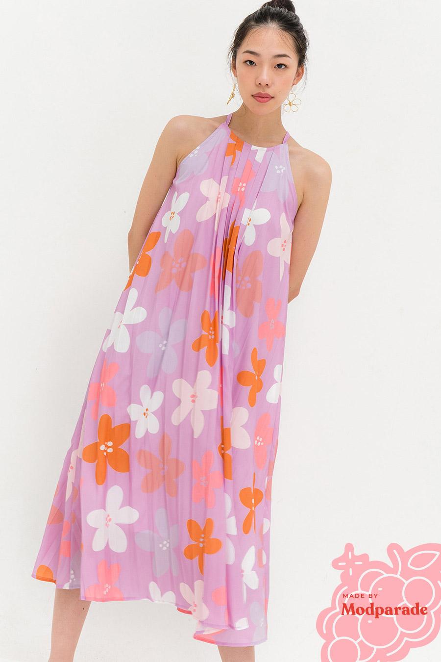 FABRE DRESS - DAHLIA [BY MODPARADE]