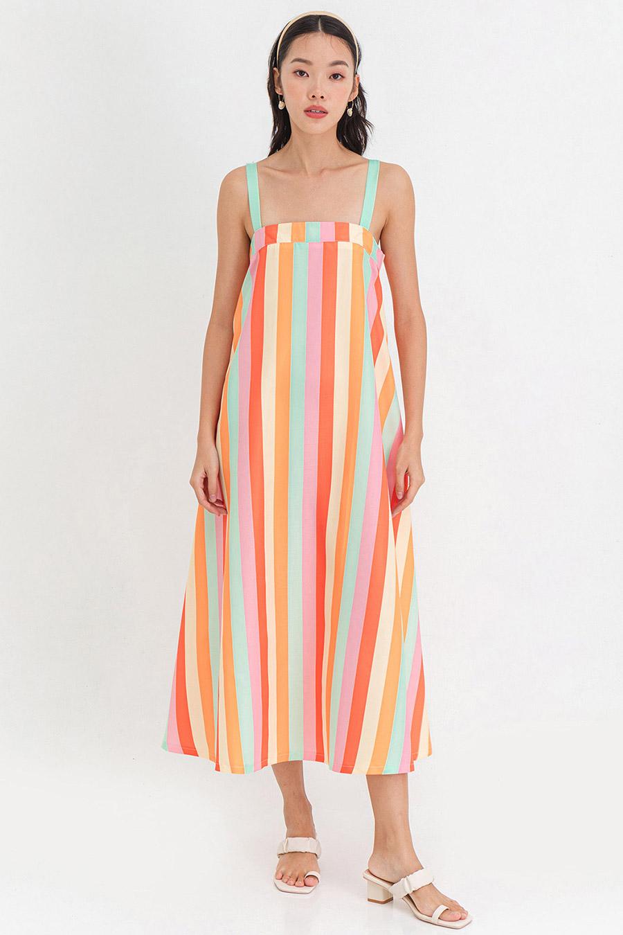 *BO* FILY DRESS - POPSICLES 2.0 [BY MODPARADE]