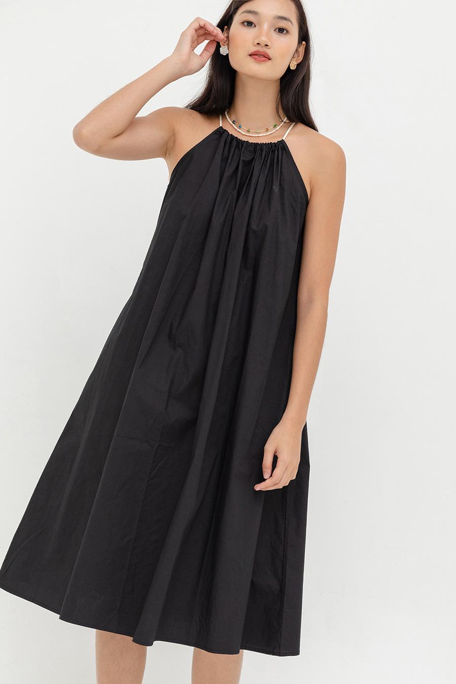 MARTIN DRESS - NOIR